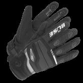 Rękawice motocyklowe BUSE Fresh czarno-białe