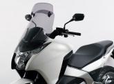 Szyba motocyklowa MRA HONDA INTEGRA 700/750, RC 62, 2012-, forma XCTM, przyciemniana
