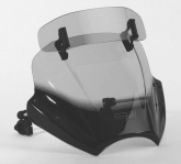 Uniwersalna szyba do motocykli bez owiewek MRA, forma VTNB, bezbarwna