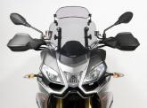 Szyba motocyklowa MRA APRILIA CAPONORD 1200, VK, 2013-, forma XCS, bezbarwna