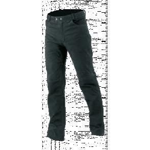 Spodnie motocyklowe skórzane BUSE Nubukjeans czarne