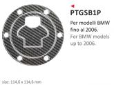 PRINT naklejka na wlew paliwa BMW up 2006