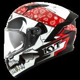 Kask Motocyklowy KYT NF-R PIRATE - XS