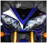 PRINT naklejki na motocykl R1 2007/2008