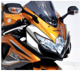 PRINT naklejki na motocykl GSXR 600-750 2007/2010