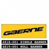 GAERNE ROLL BANNER
