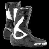 Buty motocyklowe BUSE Sport czarno-białe