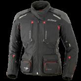 Kurtka motocyklowa BUSE Adventure PRO-STX czarna