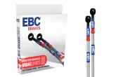 Przewody hamulcowe w stalowym oplocie EBC BLM3047-7FR SUZUKI GSF 650 A BANDIT ABS [05-13]