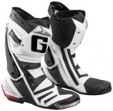 Buty motocyklowe GAERNE GP1 AIR białe