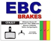 Klocki rowerowe EBC (spiekane) Shimano Deore BR-M515 & BR-M525 Meca 01 And Hydro 03-04 / Tektro Auri