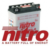 Akumulator NITRO YTR4A-BS AGM