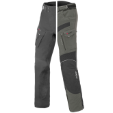 Spodnie motocyklowe BUSE Zestaw EXRC Porto czarny/szary łupek 54