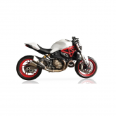 Tłumik IXIL DUCATI M 821 MONSTER typ X55SP (SLIP ON)