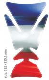 Tankpad PRINT Engineering France Flag