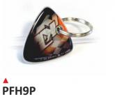 PRINT Dwustronny wypukły brelok na klucze - KTM