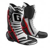 Buty motocyklowe GAERNE GP1 EVO nardo szare/czerwone rozm. 39