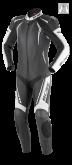 Kombinezon motocyklowy BUSE Silverstone Pro czarno-biały 50