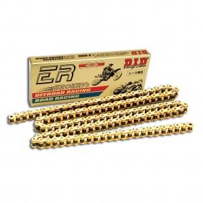Łańcuch napędowy DID 520ERV3 ilość ogniw 118 (X-ringowy, wzmocniony, złoty)