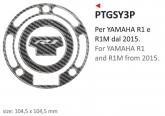 Naklejka na wlew paliwa PRINT Yamaha R1 2015