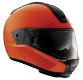 Kask motocyklowy BMW System 6 Evo pomarańczowy fluo (Promocja)