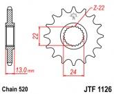 Zębatka napędowa przednia JTF1126.16 - 16 zębów