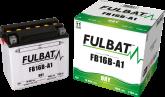 Akumulator FULBAT YB16B-A1 (suchy, obsługowy, kwas w zestawie)
