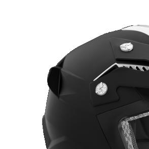 ROCC 720 wylot powietrza mat czarny