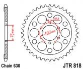 Zębatka napędowa tylna JTR818.40 - 40 zębów
