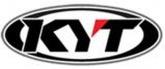 RACING Wizjer KYT KR-1 W/POSTS DARK SMOKE