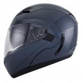 Kask motocyklowy KYT CONVAIR antracytowy