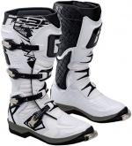 Buty motocyklowe GAERNE G-REACT białe