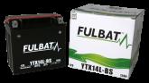 Akumulator FULBAT YTX14L-BS (AGM, obsługowy, kwas w zestawie)