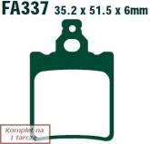 Klocki hamulcowe EBC FA377V V-PAD (kpl. na 1 tarcze)
