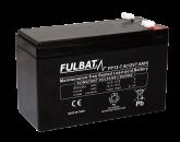Akumulator FULBAT FP12-7 (VRLA, bezobsługowy)