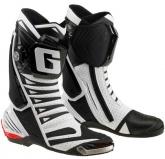 Buty motocyklowe GAERNE GP1 EVO AIR białe 39