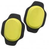 Slidery do spodni motocyklowych BUSE żółte